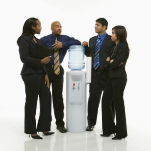 leaving my job, office banter, water cooler talk